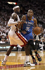 lebron james nba 120621 mia vs okc 019 game 5 chapmions Gallery: LeBron James Triple Double Carries Heat to NBA Title