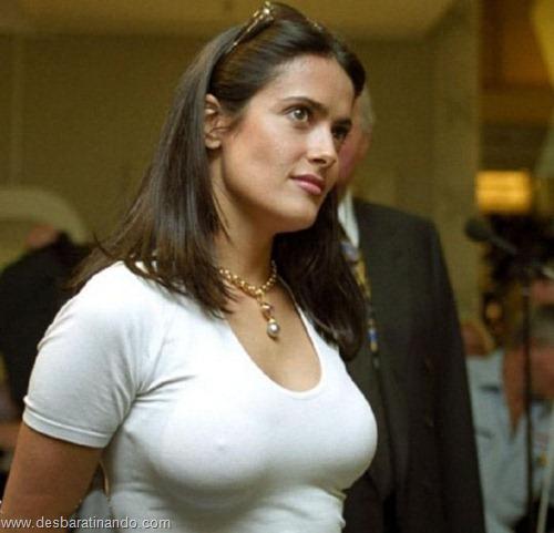 salma hayek linda sensual sexy sedutora gostosa peituda boob tits desbaratinando  (34)