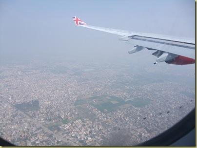 Delhi arrives