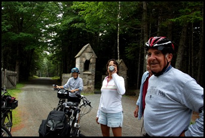 Bikes on Carriage Roads 006