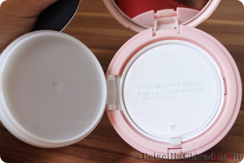 Priscilla Clara beauty blogger review Etude House Precious Mineral Any Cushion _10