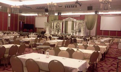 Buffet ramadhan di de palma hotel - meja tempahan