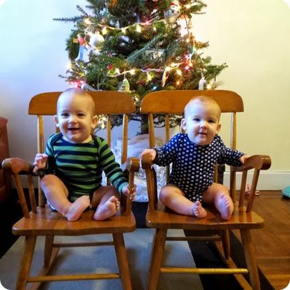 Twins 7 Months