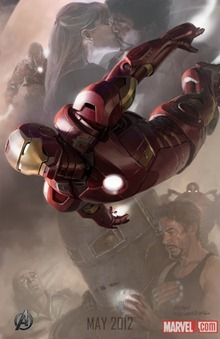 Iron Man Avengers สรุปข่าวรอบสัปดาห์ ภาพยนตร์ The Avengers [24-July-2011]