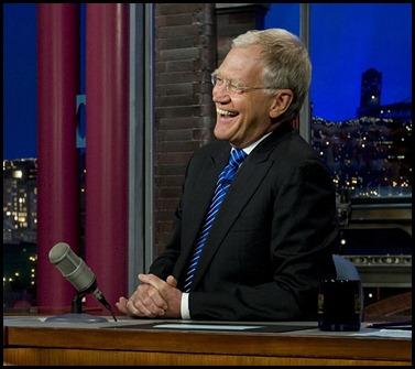 Letterman 10-30-12