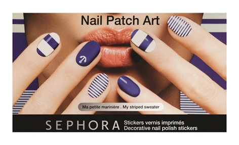 Nail Patch 07 - Ma petite marinière - 49AED