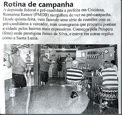 Romanna em Pré-campanha-2