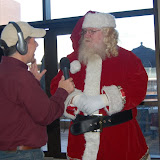 WBFJ - Christmas For The City - Benton Convention Center - Winston-Salem - 12-19-12