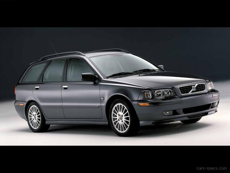 2001 volvo v40 wagon specifications pictures prices. Black Bedroom Furniture Sets. Home Design Ideas