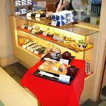 sushi restaurant at narita airport in Narita, Tokyo, Japan
