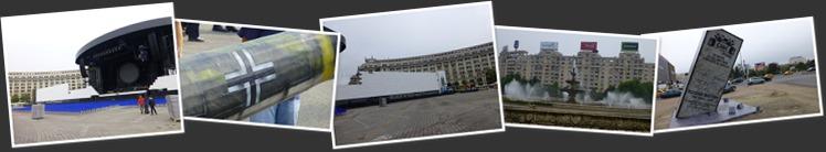 View Bucharest Soundcheck