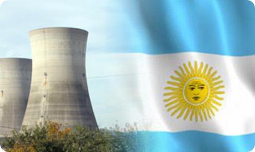 argentina nuclear energía