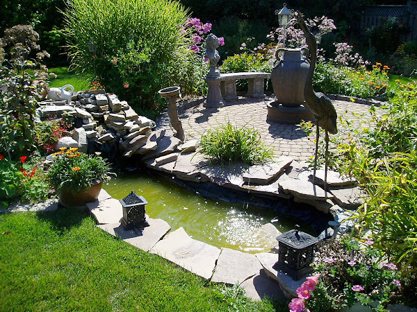 Landscaping Small Backyard Small Backyard Ideas