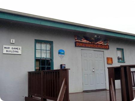 Fort Stevens Museum