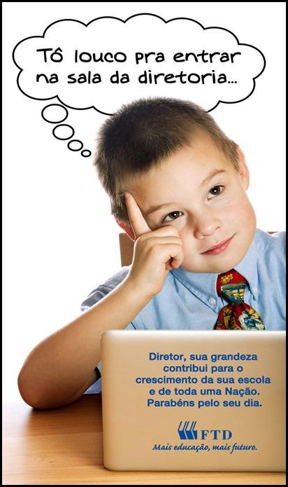 CAIC Dia do Diretor de Escola Editora FTD