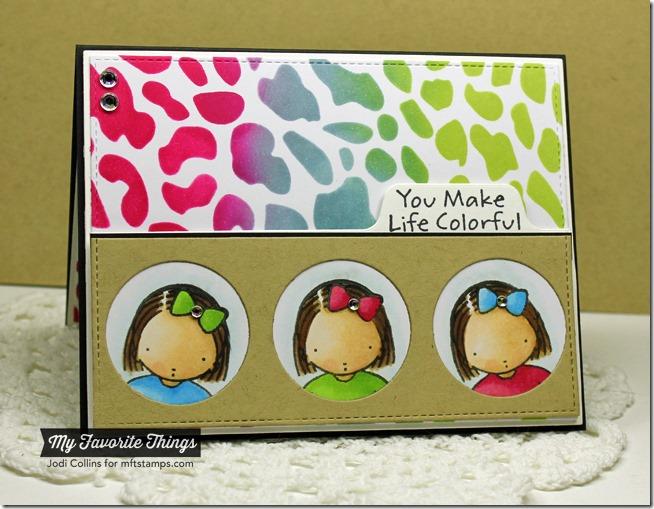 JUNE MFT SSSC225 Colorful
