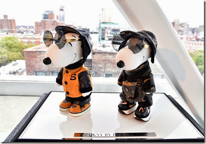 Peanuts X Metlife - Snoopy and Belle in Fashion Exhibition Presentation (Source - Slaven Vlasic - Getty Images North America) 09