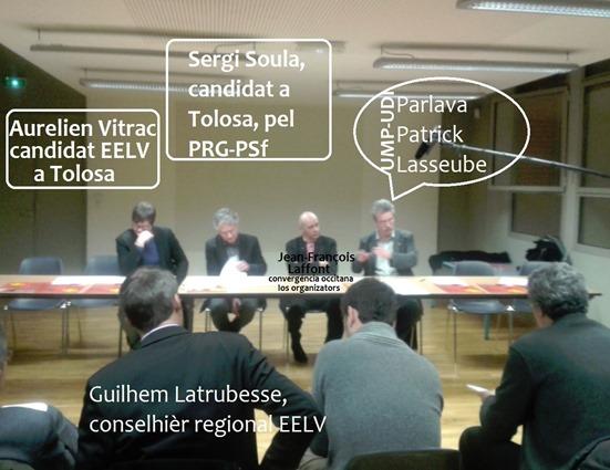 Reünion Electorala a Tolosa