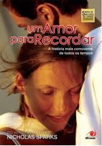 Um amor para recordar (capa do livro)