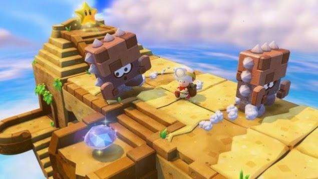 Captain Toad Schalten Sie mit einer Mario 3D World Save File Bonuslevels frei 01