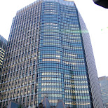 tokyo skyscraper in Tokyo, Tokyo, Japan