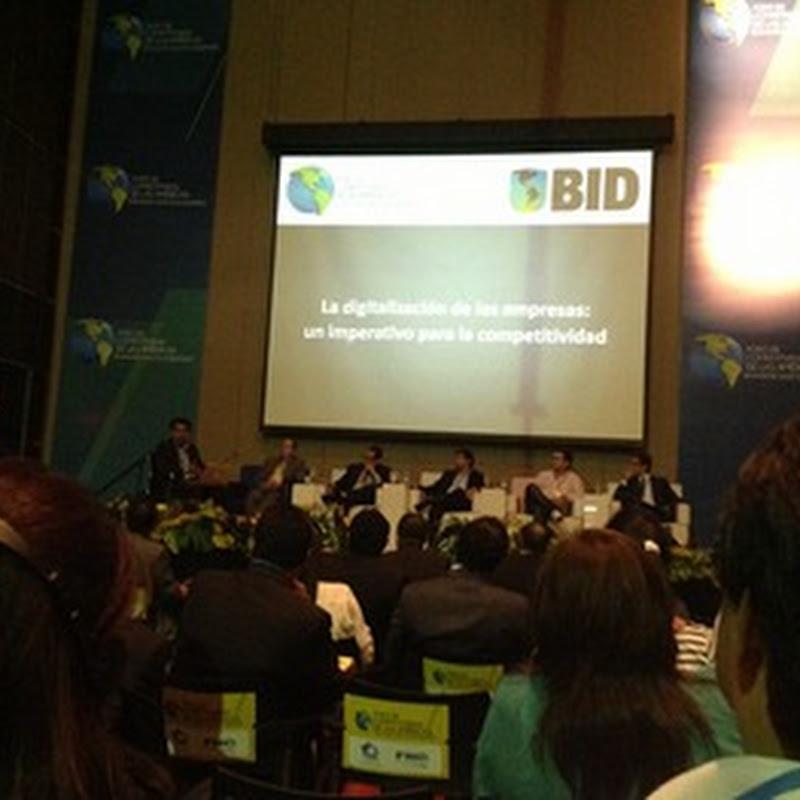 """Conferencia """"La digitalización de las empresas"""""""