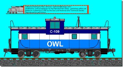 OWL BLUEcaboose1