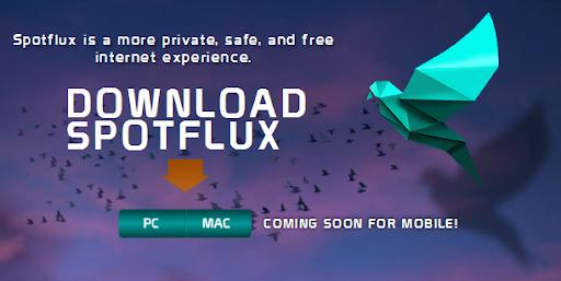 Como obtener una IP de USA con Spotflux