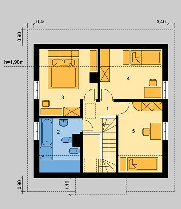 selectionate | Proiecte casa, proiecte case, proiecte vile, proiecte