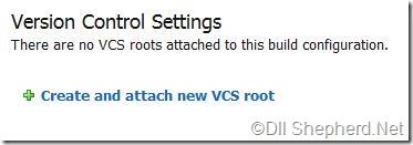 TeamCity-VCS