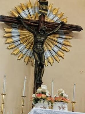 Crucifixo de Von Martius, Santarém - Parà