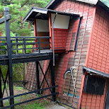 the crazy Ninja adventure house at Edo Wonderland in Nikko, Totigi (Tochigi) , Japan
