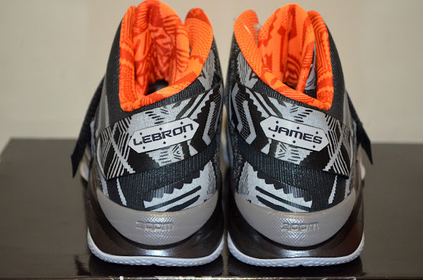LeBron Nike Zoom Soldier VI 8220Black History Month8221 is not a PE