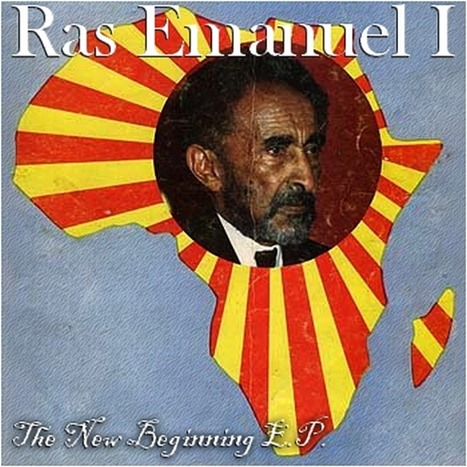 Ras Emanuel I - The New Beginning E.P. (2011)