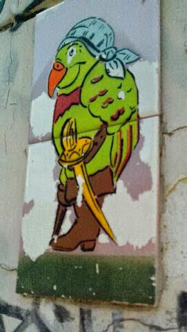 Kachel Street Art