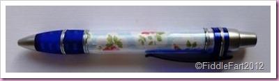 cath Kidston style pen