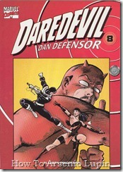 P00008 - Daredevil - Coleccionable #8 (de 25)
