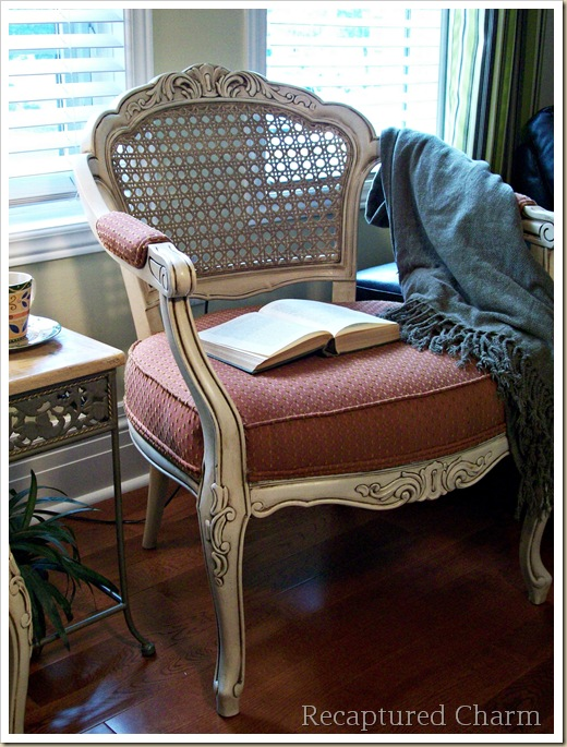 louis cane back chairs 076a