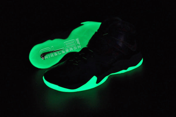 The Showcase Nike Zoom Soldier VII Power Couple GitD