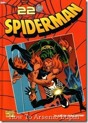 P00023 - Coleccionable Spiderman #22 (de 50)