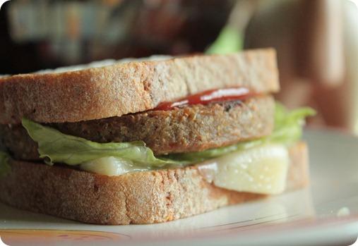 veggie burger 001