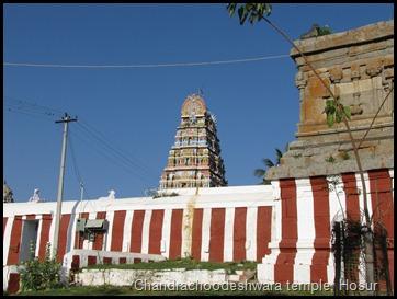 Chandrachoodeshwara temple, Hosur