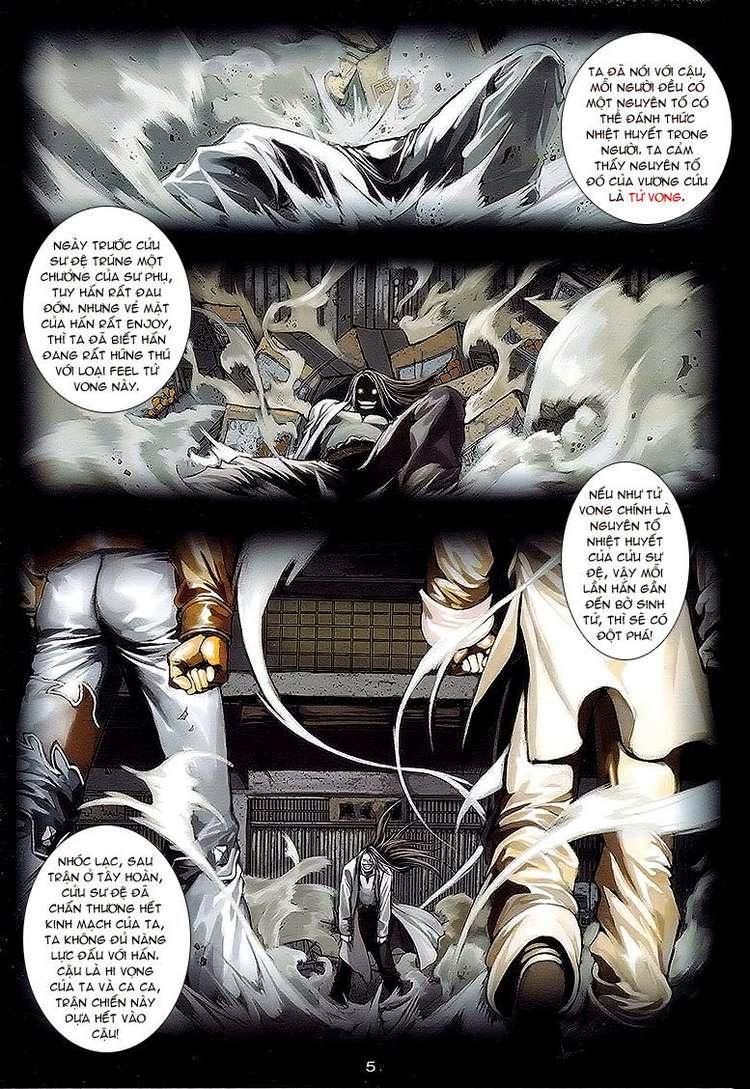 Cửu Long Thành Trại chap 31 - Trang 5