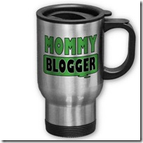 Mommy Blogger Stainless Steel Mug