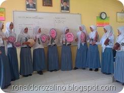 Grup Rebana SMAN 2 Teluk Kuantan Kec.Sentajo Raya Kab. Kuantan Singingi Riau