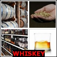 WHISKEY- Whats The Word Answers