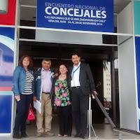 Encuentro Nacional de Concejales Viña 2014
