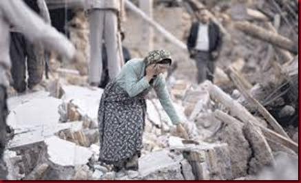 Inikah Bukti Gempa Iran Buatan Zionis israel2