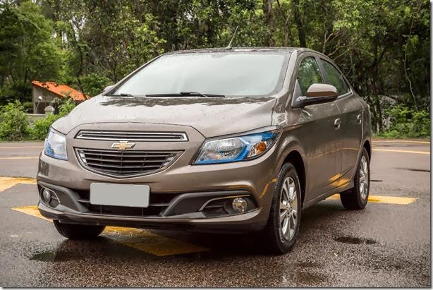 Chevrolet Prisma LTZ AT6 2014 (5)