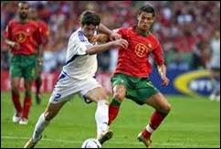 Portugal vs Grecia